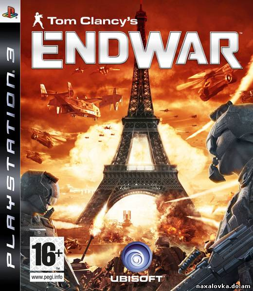 Tom Clancy's EndWar [2009/PC/RUS]