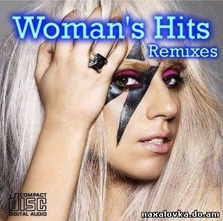 VA - Woman's Hits Remixes (2011) (2011) MP3
