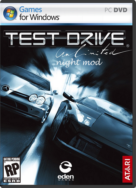 Test Drive Unlimited: Night Mod (2011/RUS/Repack)