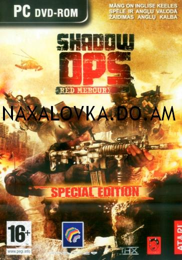 Shadow Ops: Red Mercury (Акелла) (Rus) [RePack] 2004