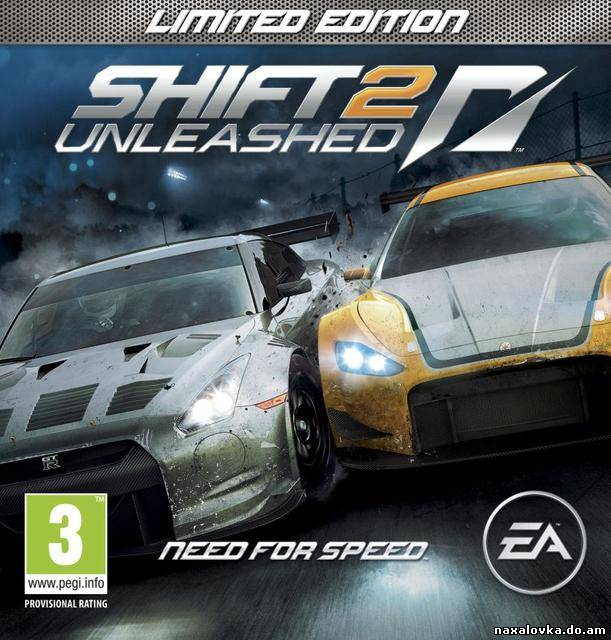 Need for Speed Shift 2: Unleashed Trailer