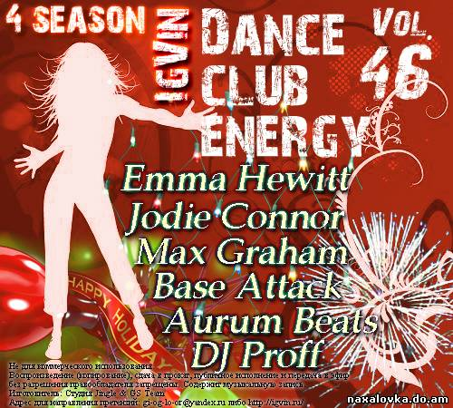 IgVin - Dance club energy Vol.46 (2011) MP3