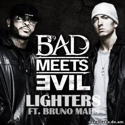 Bad Meets Evil & Bruno Mars - Lighters (1080p) [HD]Red