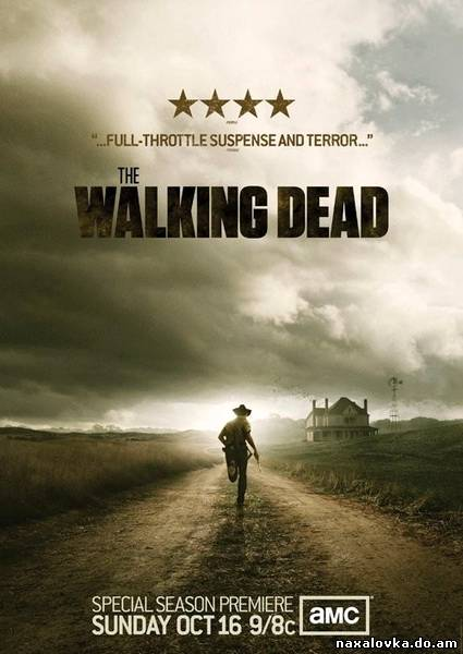 The Walking Dead S2 - E13 (2012/ENG/HDTVRip)Red