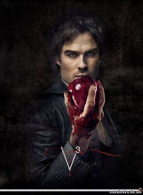 The Vampire Diaries S-3 E-17 (2012/ENG/HDTVRip)Red
