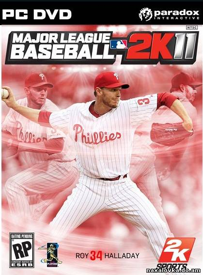 Major League Baseball 2K11 (2011/ENG/RELOADED)