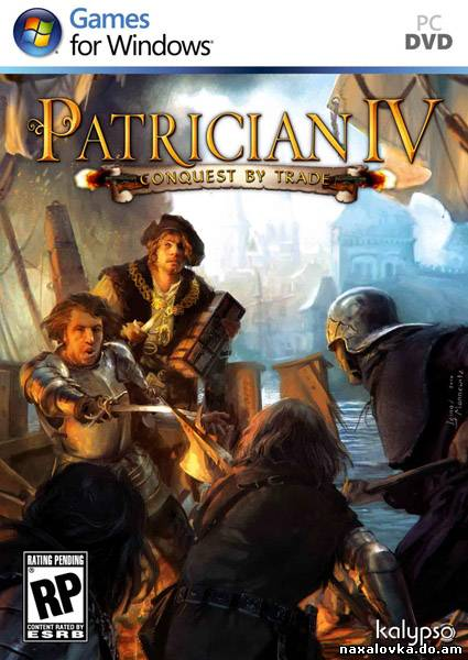 Patrician 4: Conquest by Trade (2010/RUS/1С)