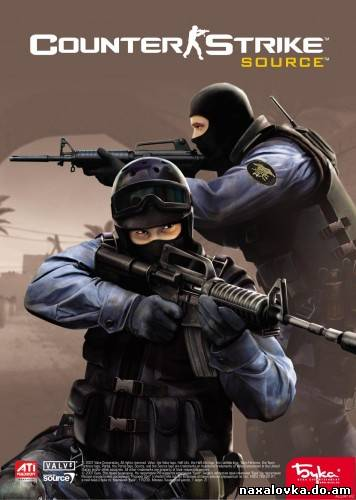 Counter-Strike Source v58 no-Steam (2010/RUS/PC)