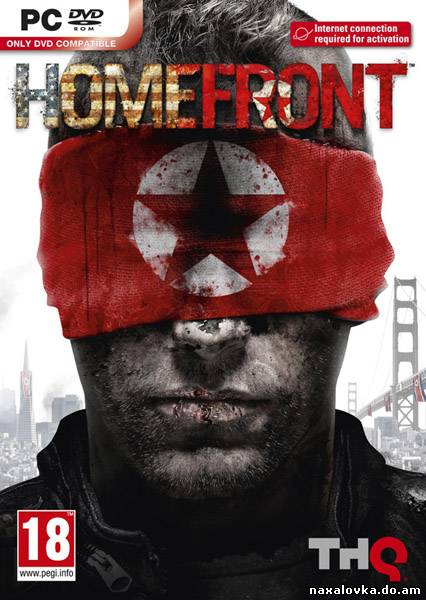 Homefront (2011/RUS/ENG/MULTI9/Full/Rip)
