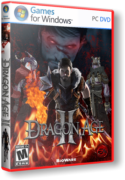 Dragon Age II (2011/RUS/ENG/THETA+RELOADED) [RePack]