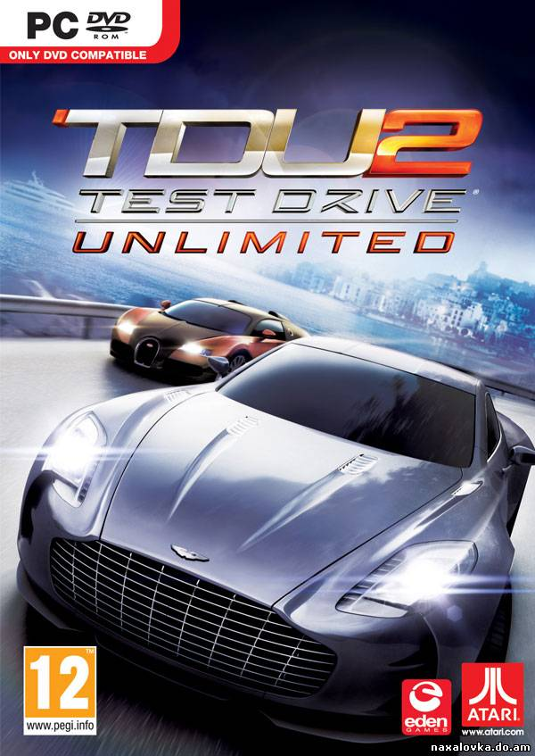 Test Drive Unlimited 2 (2011/MULTI2/PC/1C)