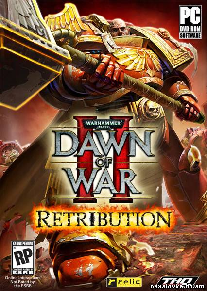 Warhammer 40,000: Dawn of War 2 - Retribution (2011/RUS/Repack)