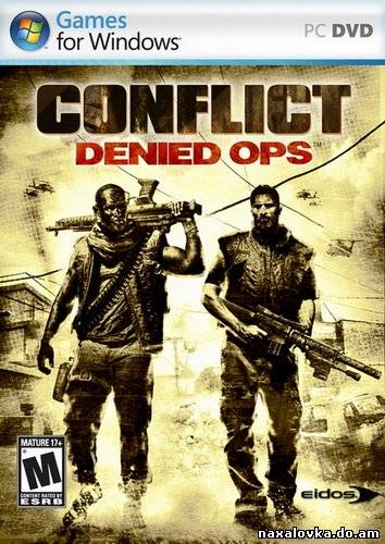 Conflict - Denied Ops (2008/RUS/PC)
