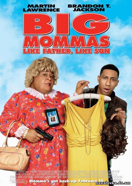 Big Mommas: Like Father, Like Son (2011/DVDRip)