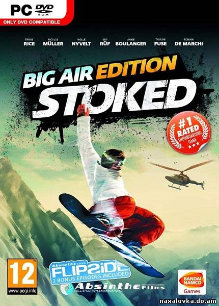 Stoked: Big Air Edition (2011/ENG/MULTI5/Repack)