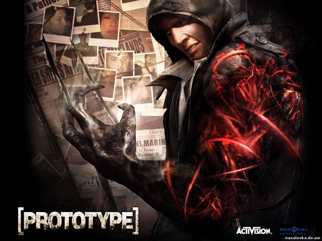 Prototype 2 VGA Debut Trailer HDRed