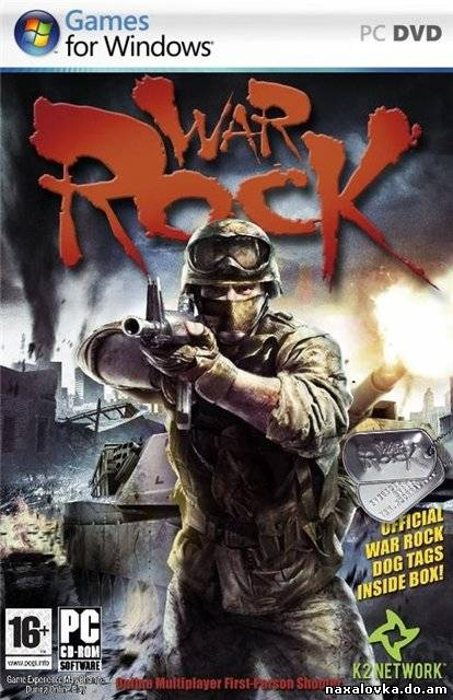 War Rock (2007/ENG) PC