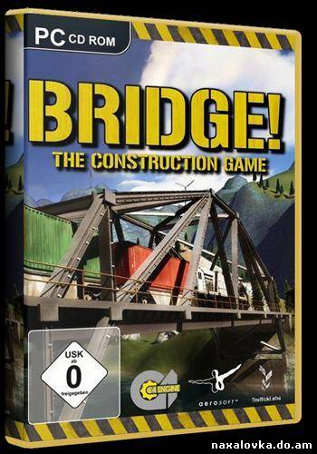 NEW!!!  BRIDGE! The Construction Game (2011/Multi4/ENG) PC