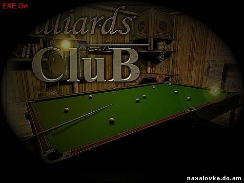 Billiards Club (PC)