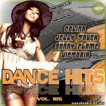 VA - Dance Hits Vol 165 (2011) MP3