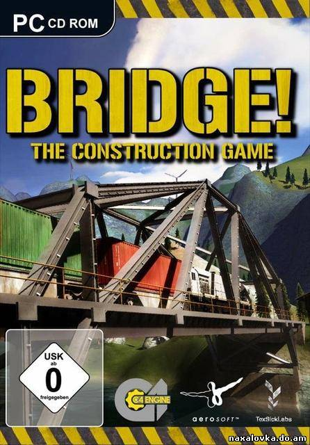 BRIDGE! The Construction Game (2011/Multi4/ENG) PC