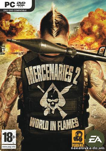 Mercenaries 2: World in Flames (2008/PC/Lossless Repack by R.G. Repacker's)