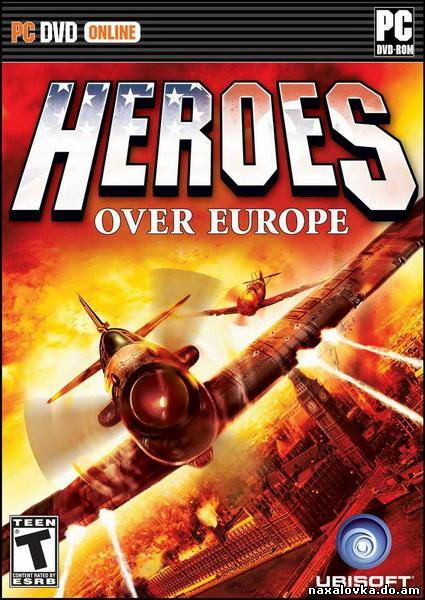 Heroes over Europe (2009) PC | Repack