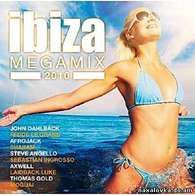 Ibiza Party Megamix 2010 [2CD]